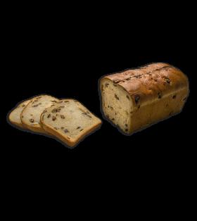 All Natural Cinnamon Raisin Bread