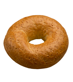 All Natural Honey Cracked Wheat Bagel