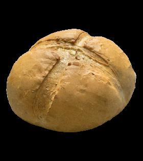 Round Party Rye Bread