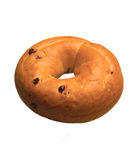 All Natural Blueberry Bagel