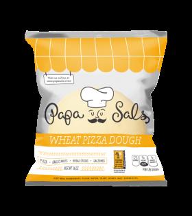 16 oz. Papa Sal's Wheat Pizza Dough